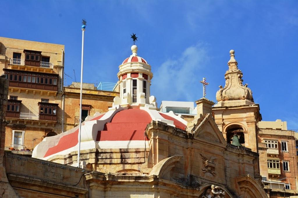 General impressions Valletta