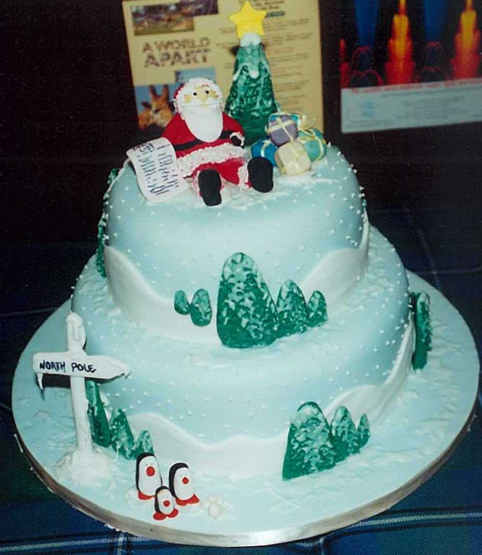 images of christmas cake - photo #5