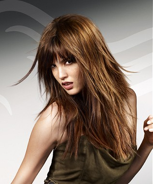 Layered Haircuts For Long Hairs Long Choppy Hairstyles Can Flaunt