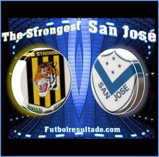 Portada de Strongest y San José
