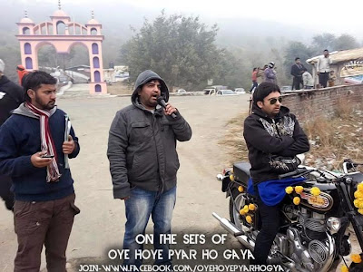 Oye Hoye Pyar Ho Gaya - Sharry Maan - Niharika Kareer