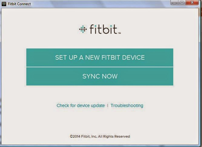 how to create fitbit account