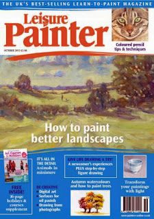 Leisure Painter Magazine October 2013
