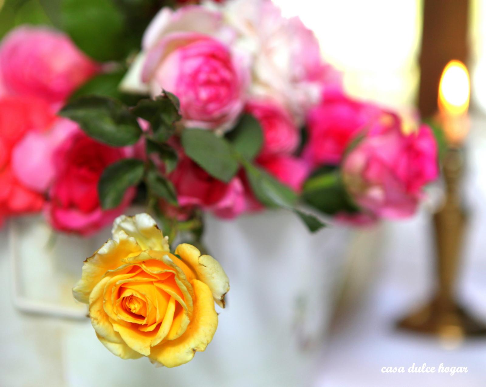 Enormes ramos de flores La nueva obsesión de las