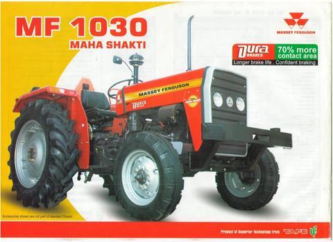 Tractorate Mf 1030 Di