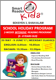 School Holiday Program June 2017!