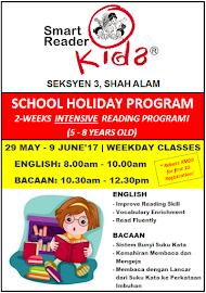 School Holiday Program June 2017!