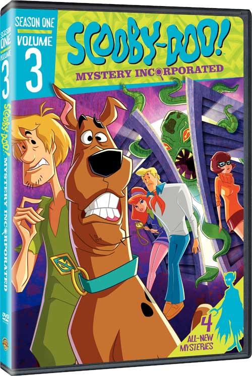 jariel newsflash   dvds scooby doo mystery incorporated season  volume