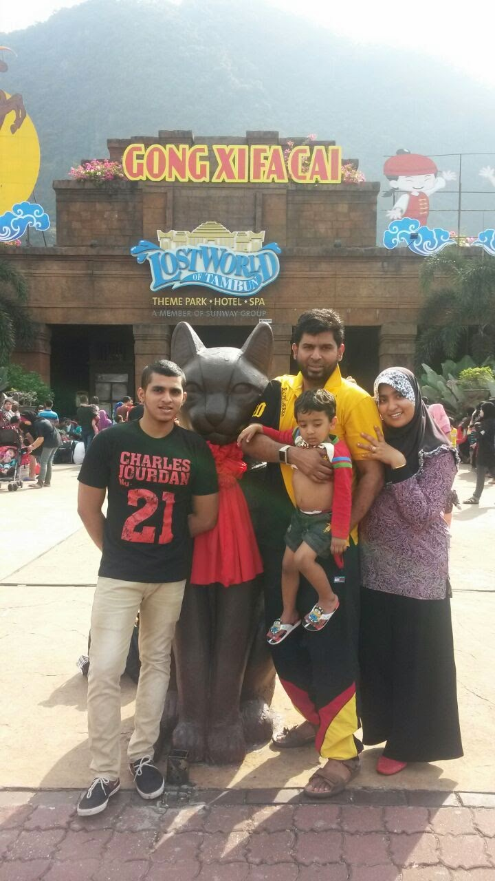 Lost world of tambun,Perak