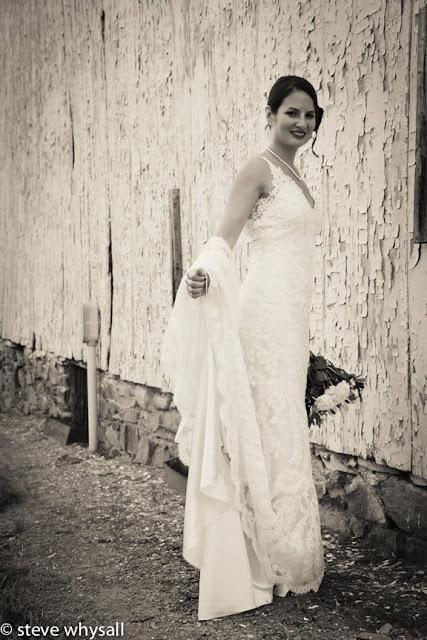 868 estates vineyard bridal portrait vintage style
