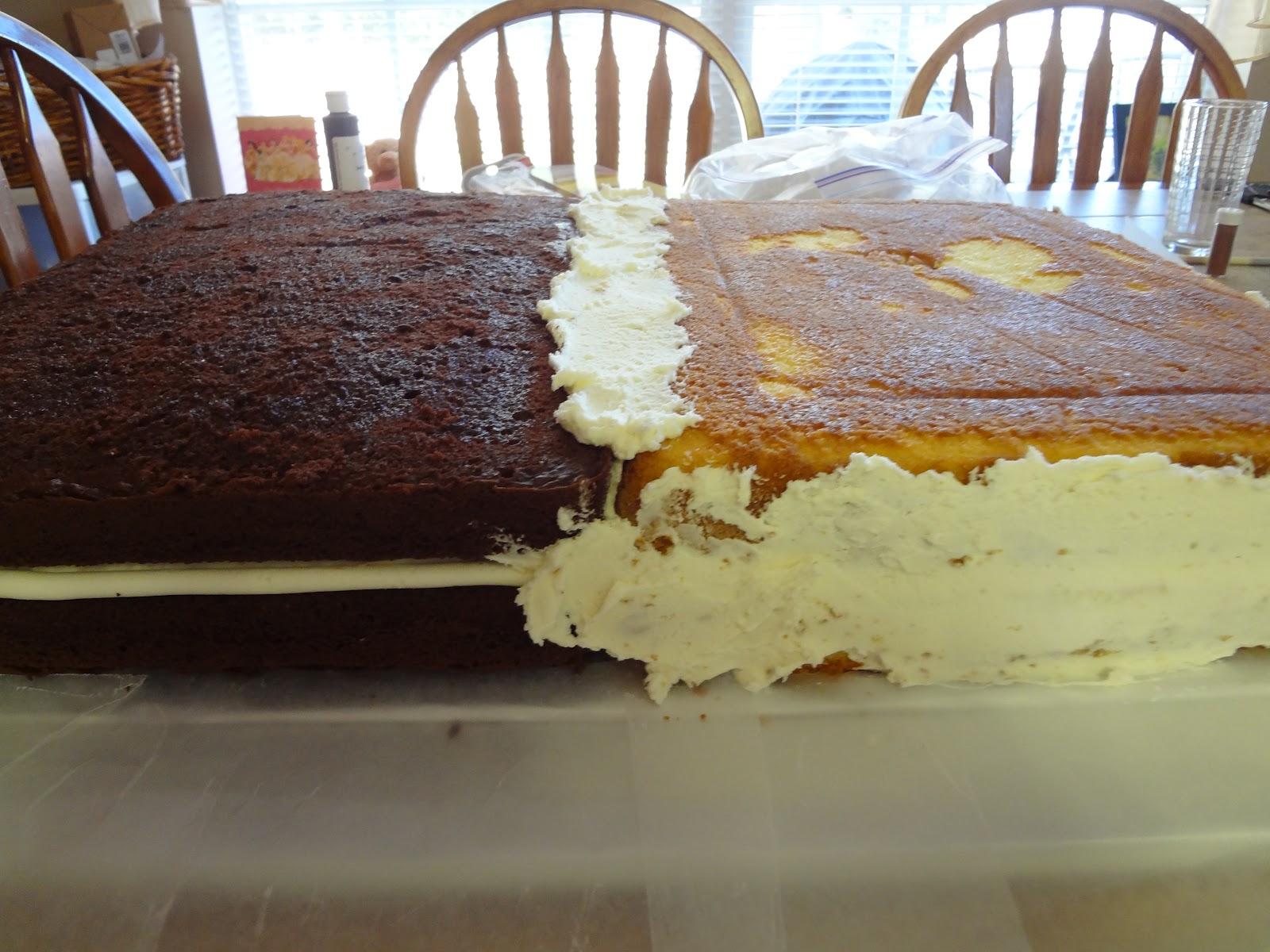 The Gluten Free Wife Eagle Birthday Cake