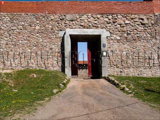 Вход в замок Гедимина