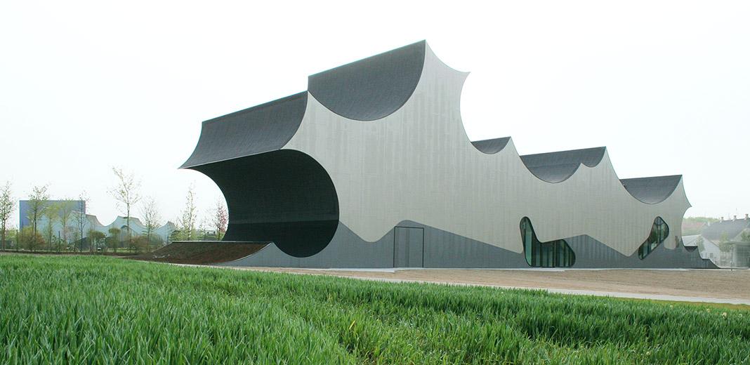 NEW Architecture - Design city: J.MAYER H. DANFOSS UNIVERSE, Denmark