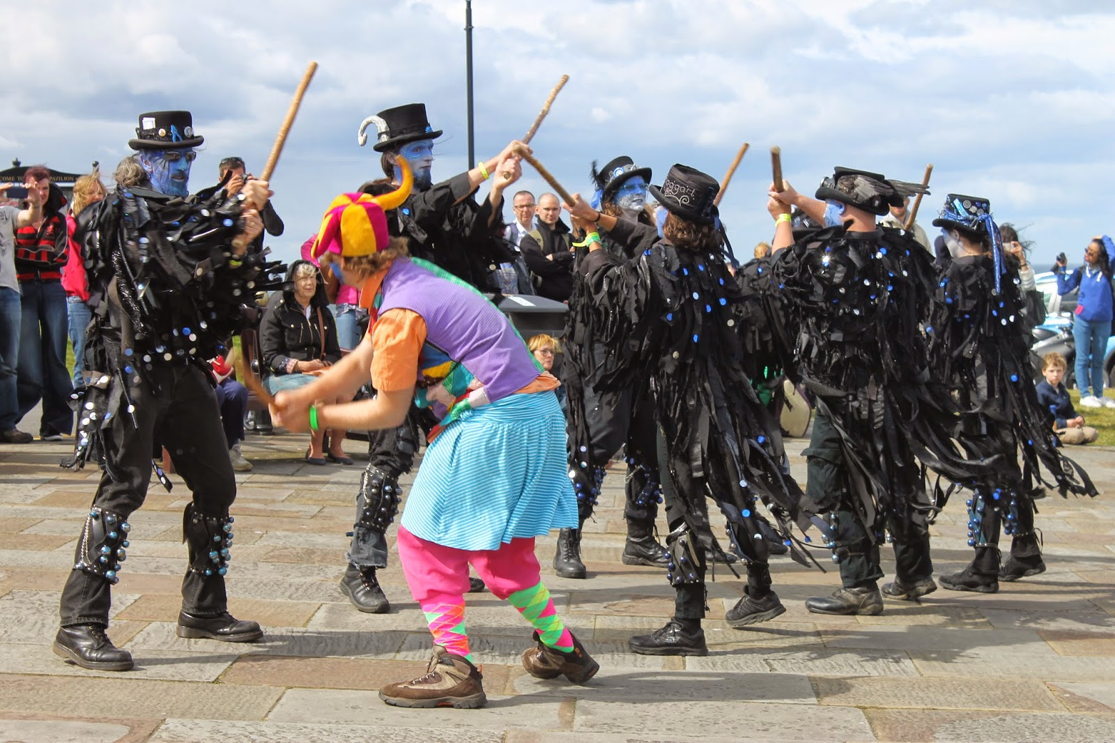 Whitby Folk Festival