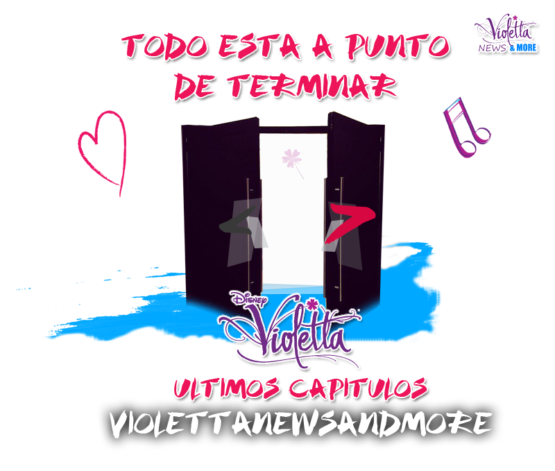 Violetta News and More
