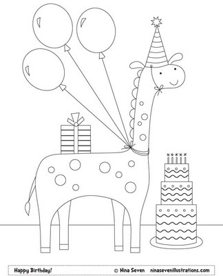 For The Month Of August They Created Some Super Cute Coloring Pages That You Can Download And Print Out Your Children Arent These Click HERE