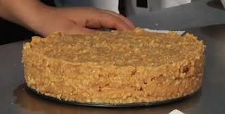 Receta Torta Milhojas