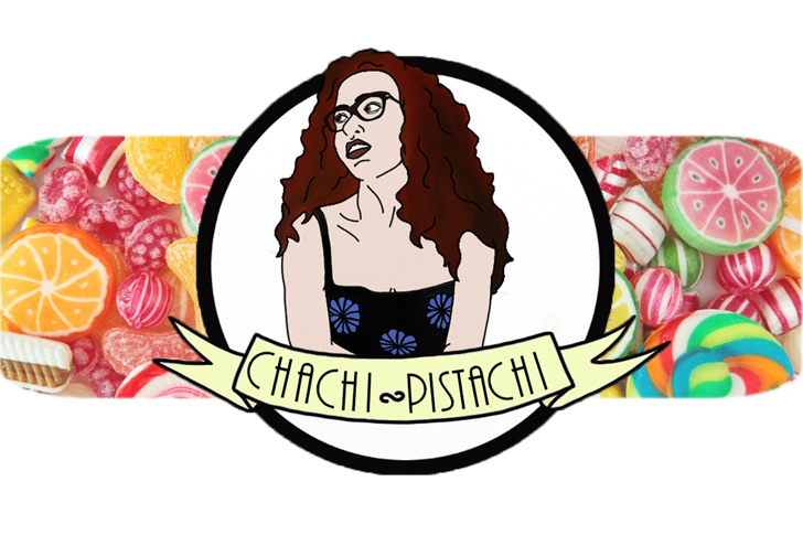 chachi pistachi