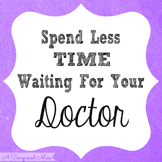 Spend Less Time Waiting For Your Doctor