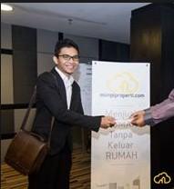Adryan Fitra Mimpi Properti 2014 bisnis internet marketing