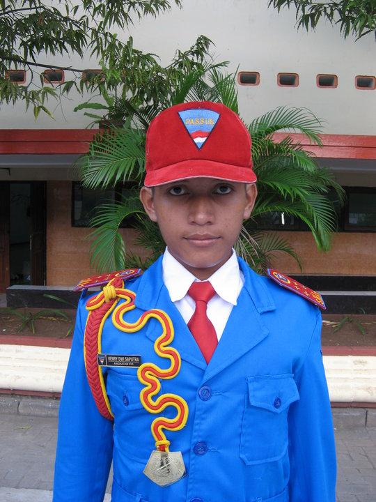 Henry Saputra : Komandan Passus Periode -