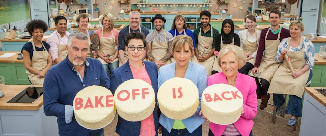 The Great British Bake Off Party by UK Lifestyle Blog The claire diaries