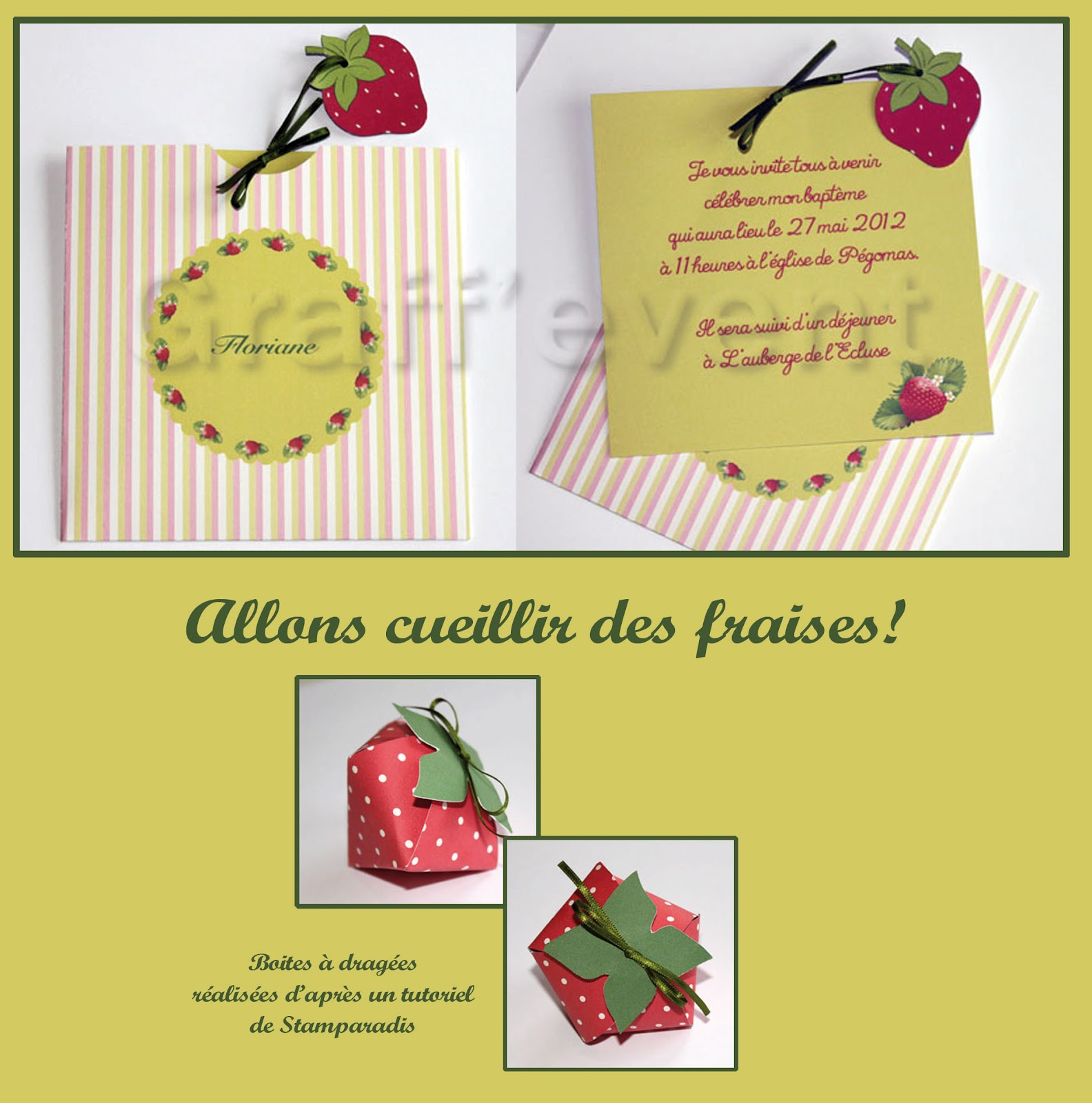 Graff 39 event allons cueillir des fraises - Comment cueillir des fraises ...