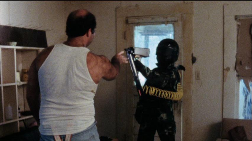 The Nail Gun Massacre (1985) - Zombies DON\'T RUN