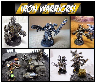 Iron Warriors...