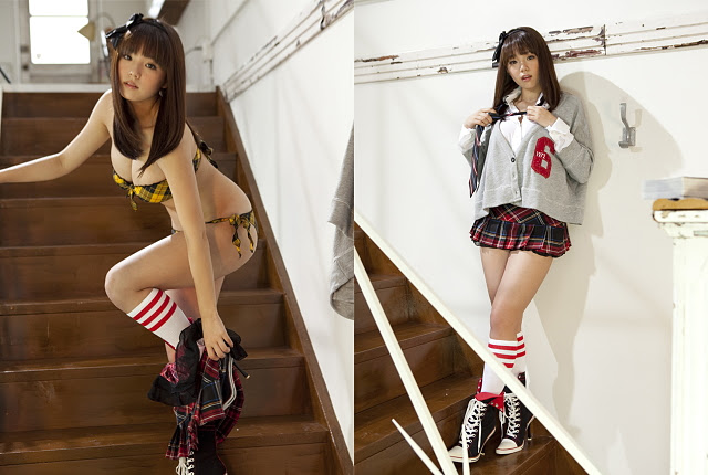 ExciteBlog » Ai Shinozaki Sexy in Library 05