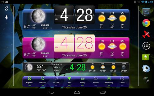 HD Widgets free apk