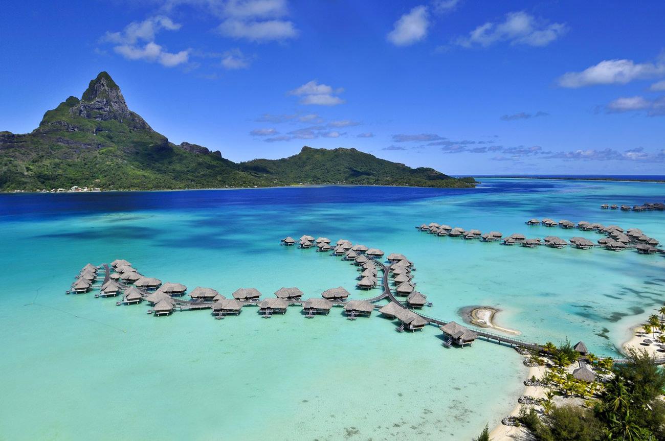 Passion For Luxury The Intercontinental Bora Bora Resort