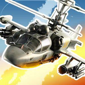 CHAOS Combat Copters