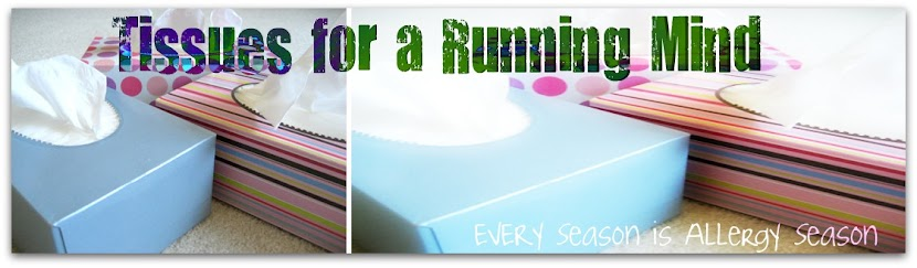 Tissues for a Running Mind
