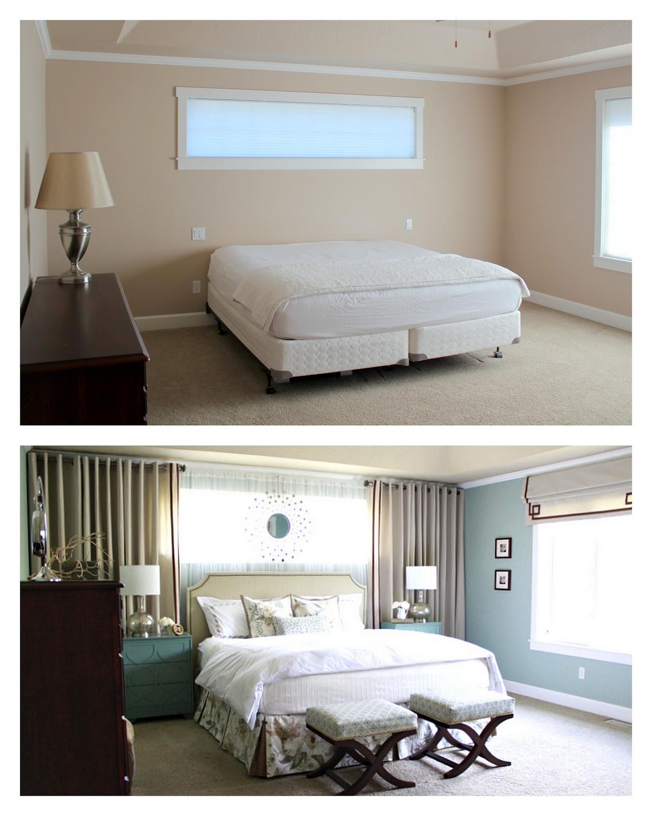 Crafty Sisters Master Bedroom Reveal
