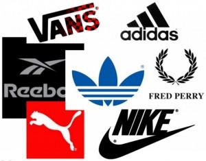 het merken van kleding