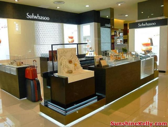 Sulwhasoo Korea Luxury Skincare @ Parkson 1Utama, Sulwhasoo, Korea Luxury Skincare, Parkson 1Utama, korea skincare, 1 utama shopping centre