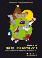 Cartell anunciador de la Fira de Tots de Cocentaina 2011