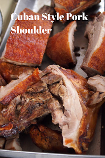 Cuban Style Pork Shoulder