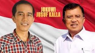 Jokowi JK Presiden Indonesia 2014-2019