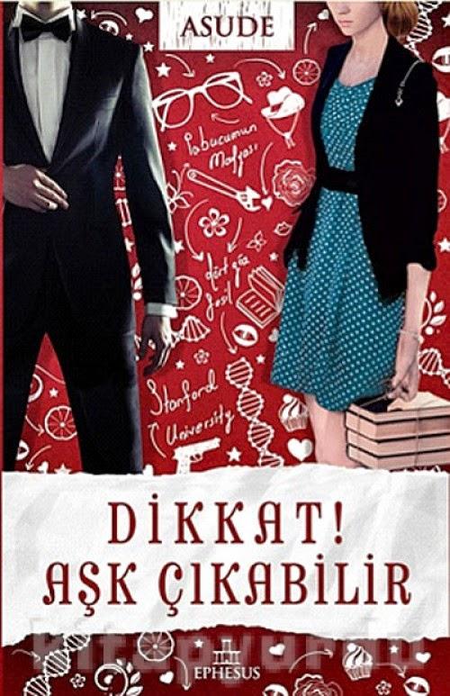 Dikkat Aşk Çıkabilir, ephesus, Asude, roman, kitap, Martin Turner, İlkim Acaroğlu, book, Kitap OkuYorum,