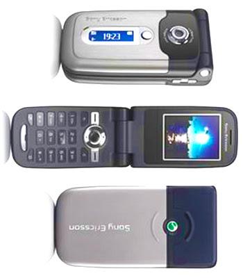 Sony Ericson Z550i