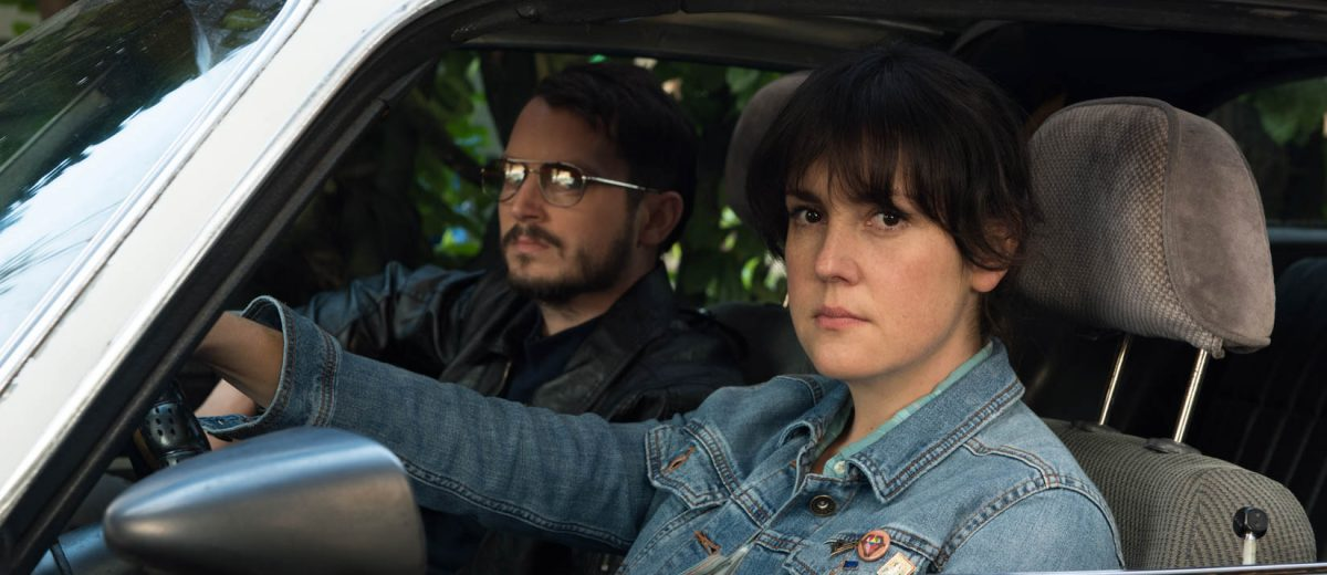 Melanie Lynskey Talks 'I Don't Feel At Home In This World Anymore,' Working Outside The Studio Syst