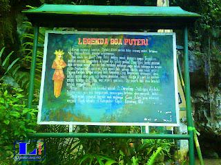 Misteri Gua Puteri Baturaja