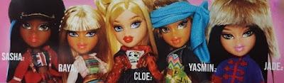 Bratz Study Abroad Range of dolls review (age 5+)