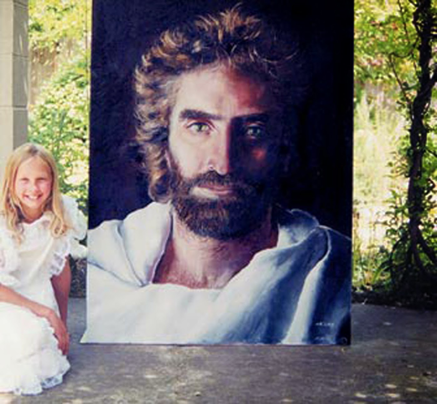 12 Year Old Girl Paints Heaven, Child Prodigy [VIDEO] - Akiane Kramarik