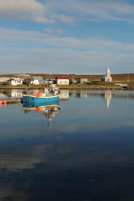 фотографии город исландии