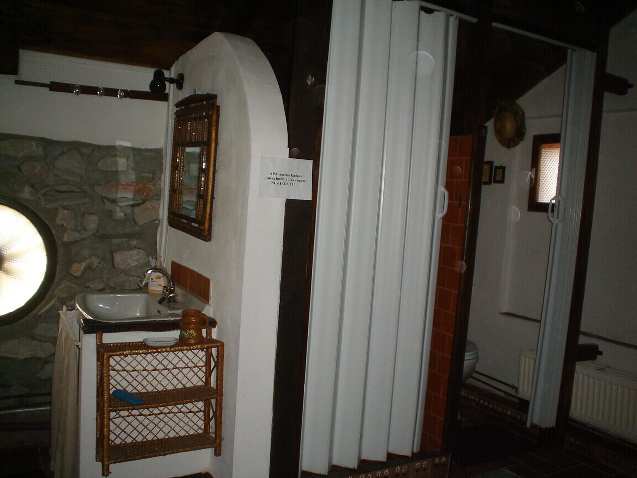 Baia dormitorului Flori de leac