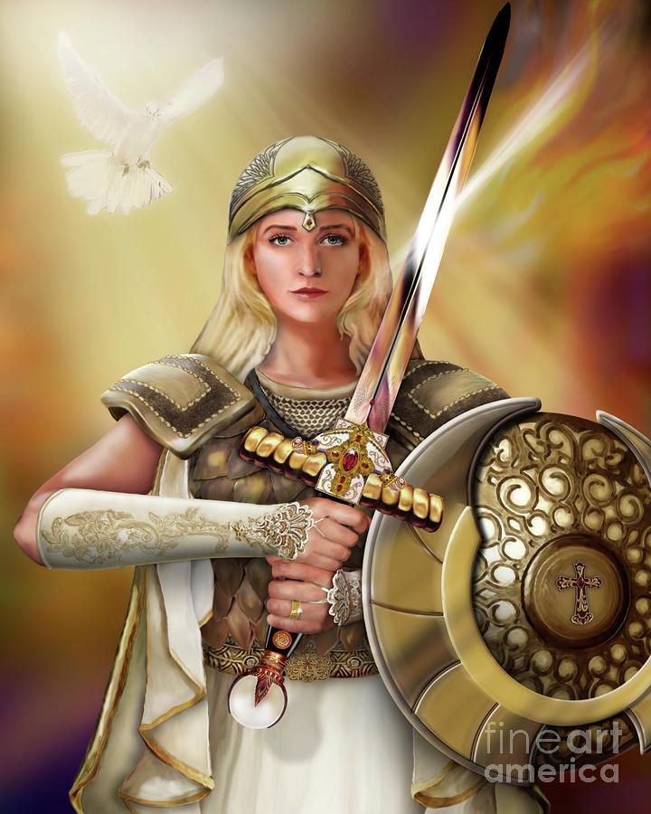 Warriors Rise To Glory Vsetop: Warrior Of Christ _ Origen