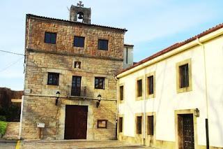 Llanes, celorio, monasterio de San Salvador